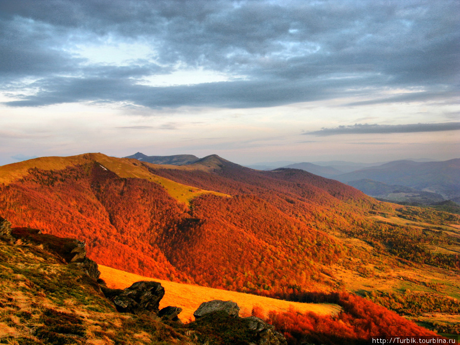 горы Кондаг и Пикуй