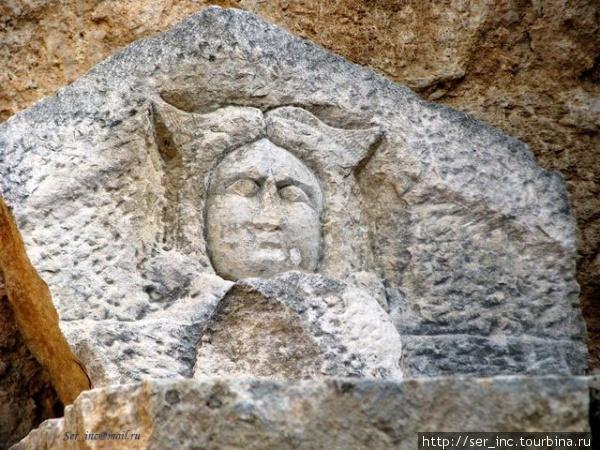 Древний лик