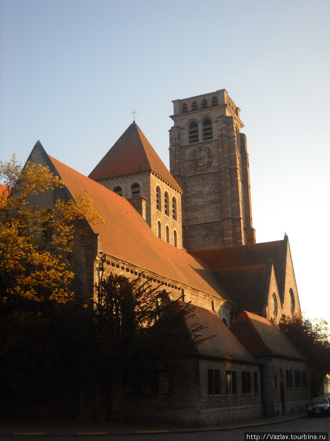Церковь во всей красе
