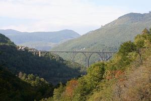 Самый высокий в Европе мост.