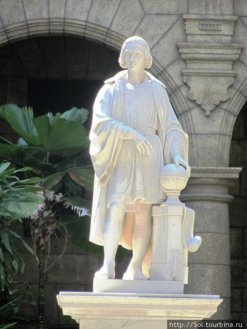 Христофор Колумб в Музее Города