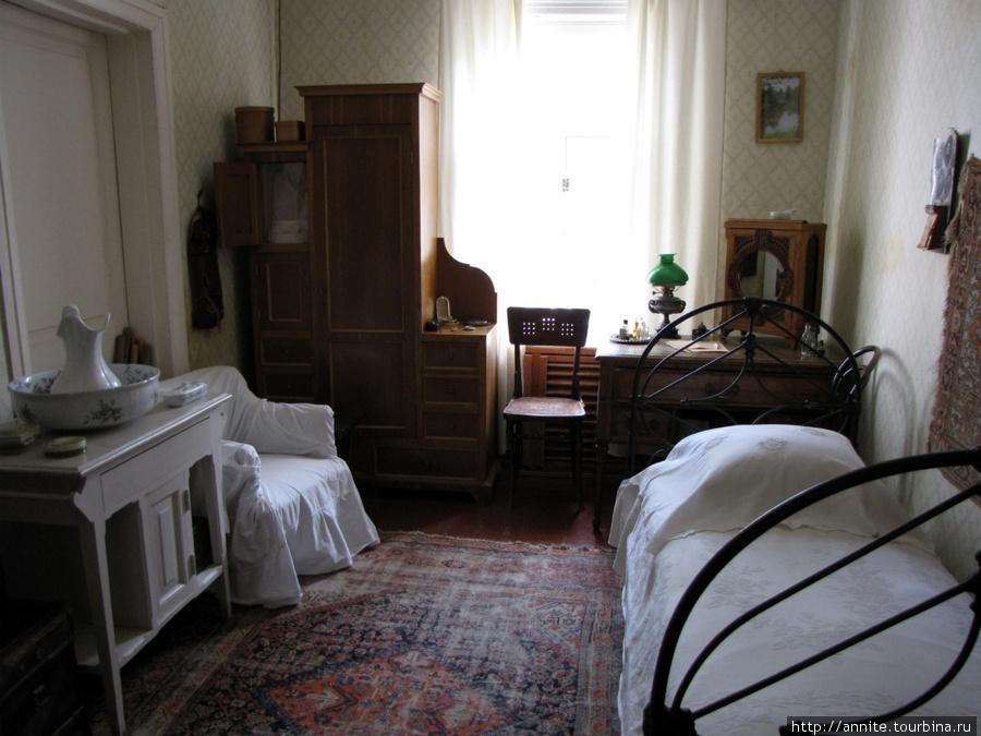 Комната А. П.Чехова.