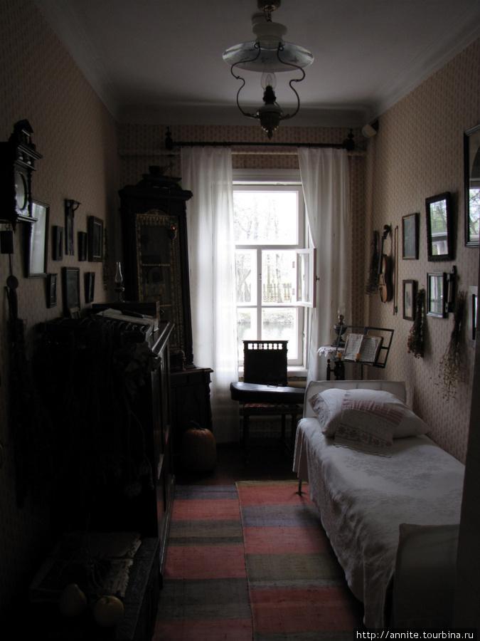 Комната П. Е. Чехова.