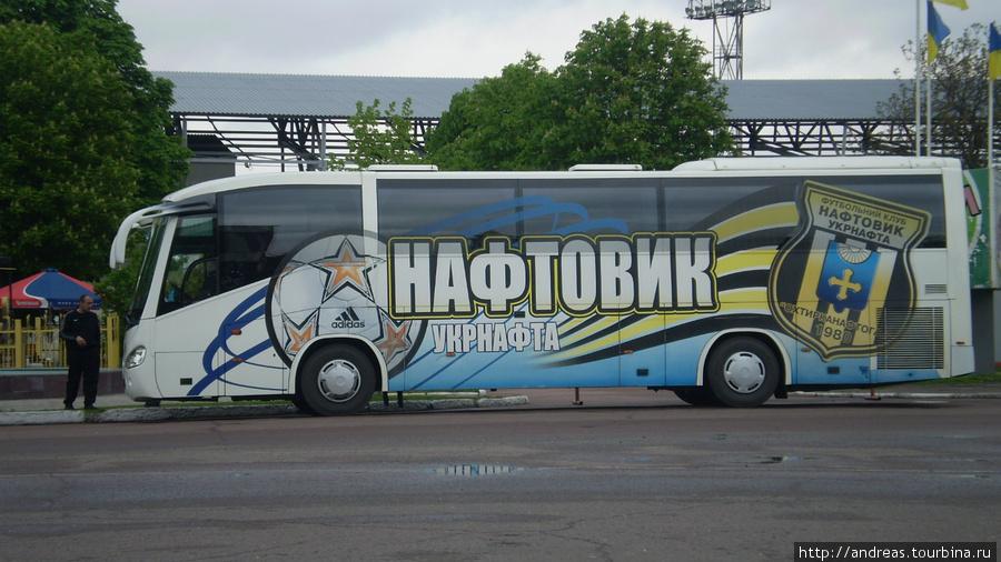 Автобус ФК
