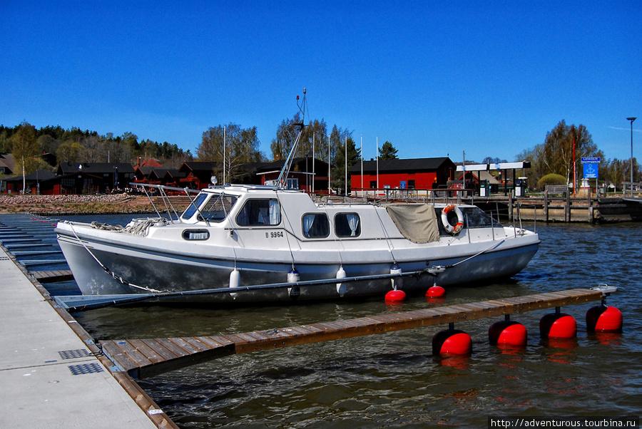 Парковка для яхт