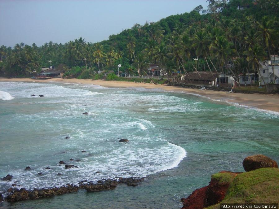 Пляж Мериссы