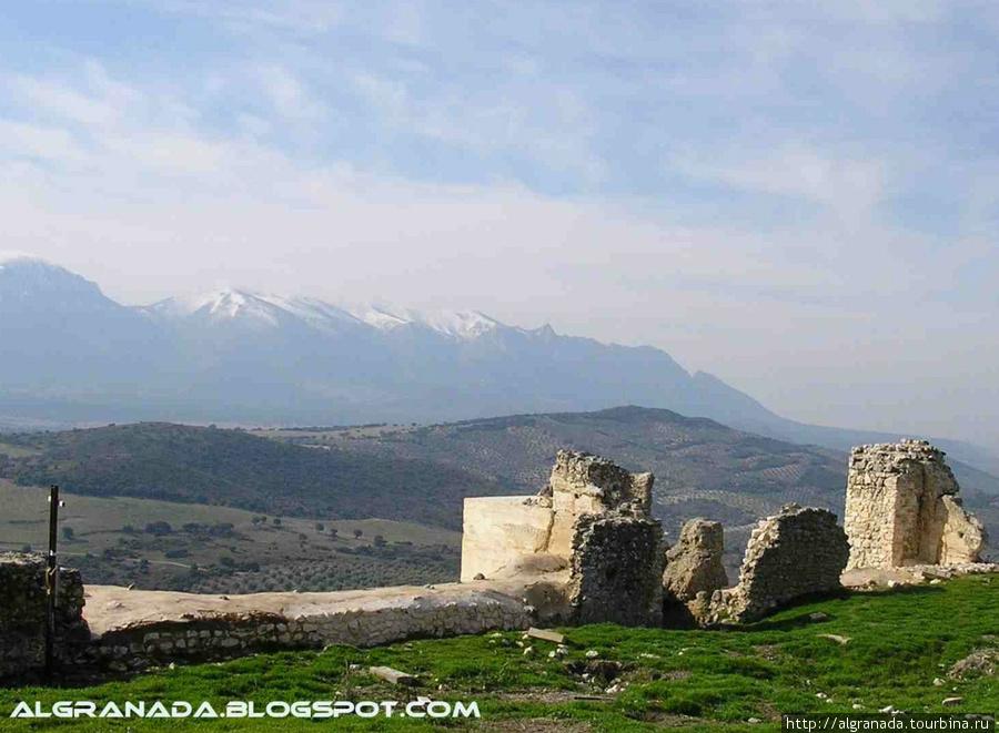 Руины Замка Пиньяр
