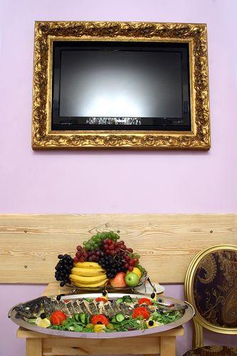TV в рамочке :))