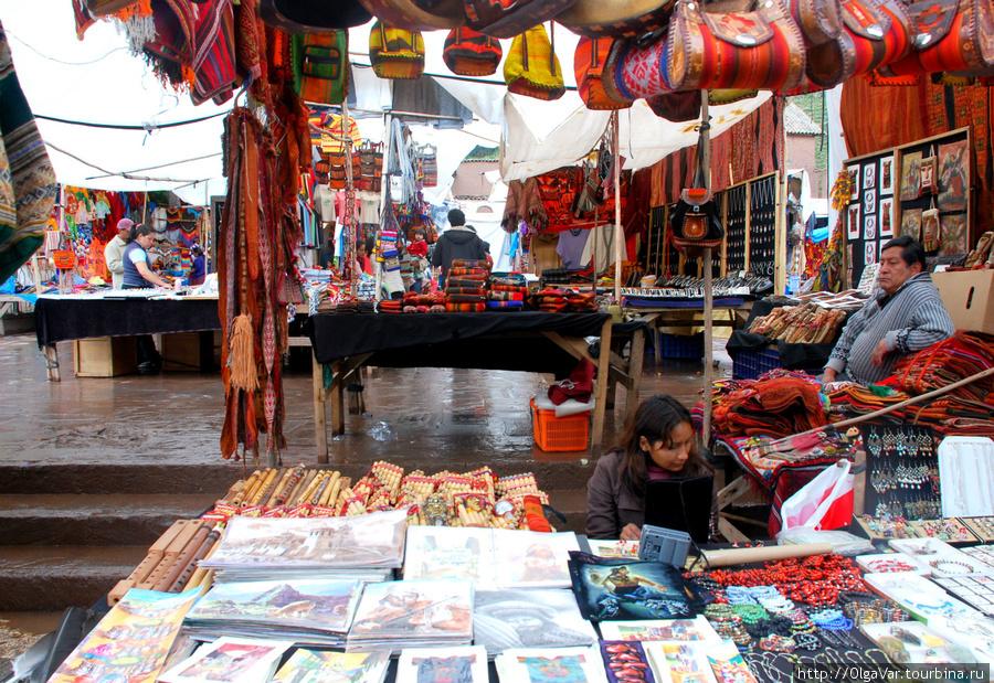 Перуанский рынок