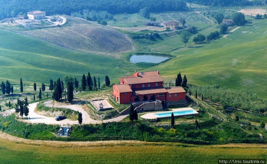 Фотография с сайта фермы