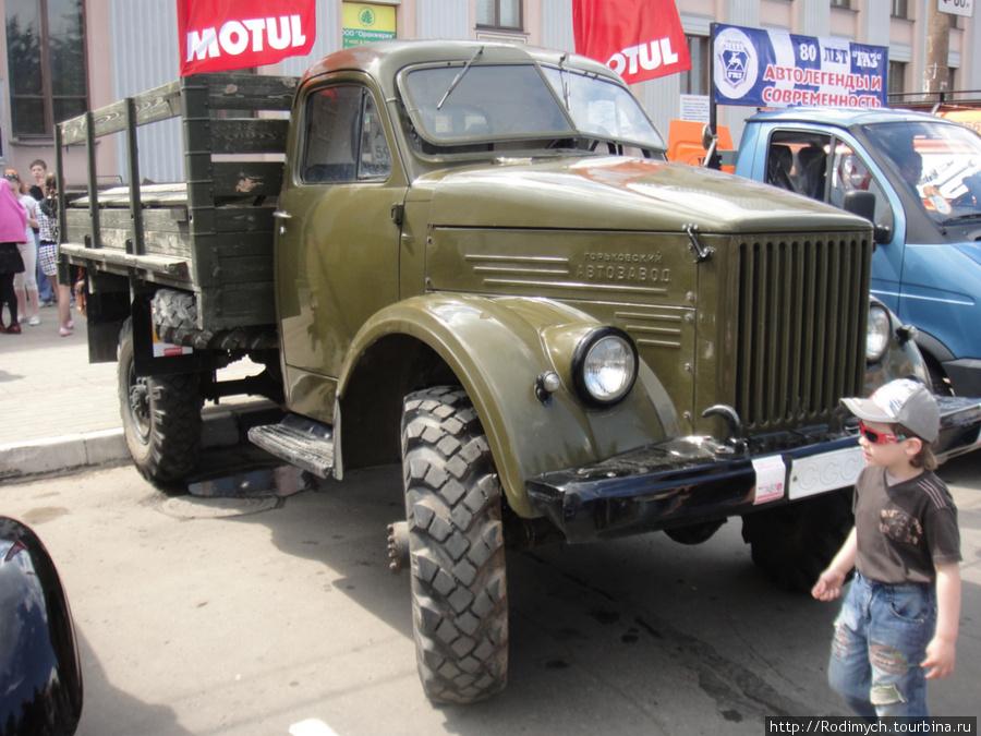 ГАЗ-63, полноприводник на базе ГАЗ-51