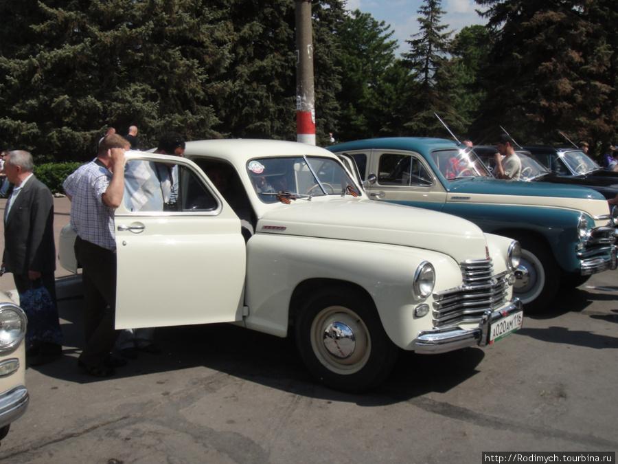 ГАЗ-М20 Победа