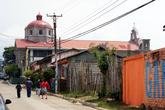 В Апанеке церковь видна отовсюды — городок-то маленький