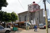 В Апанеке у церкви
