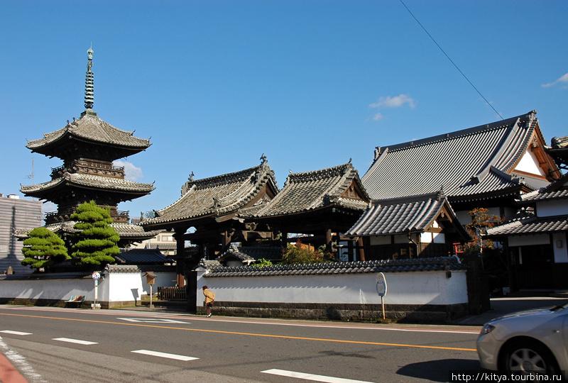 Храм Ryugenji