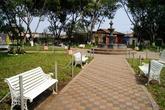 В парке Апостола Иакова