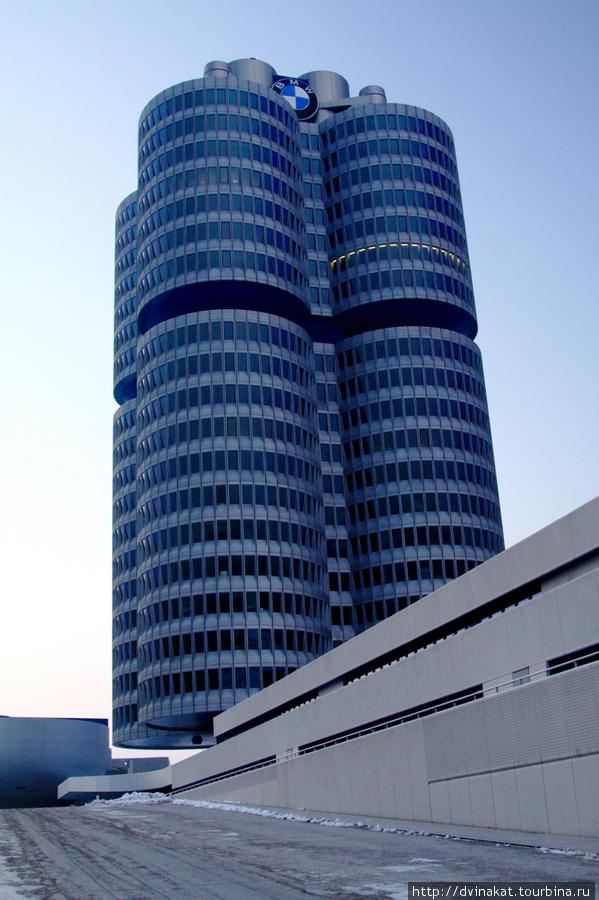 Офис или штаб квартира BMW