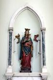 В кафедральном соборе Санта-Аны