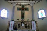 В церкви в Чалчуапе