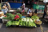 Уличный рынок в Чалчуапе