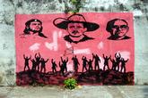 Революционеров здесь ценят и чтут