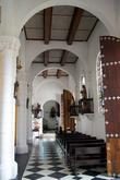 В церкви в Хуаюа