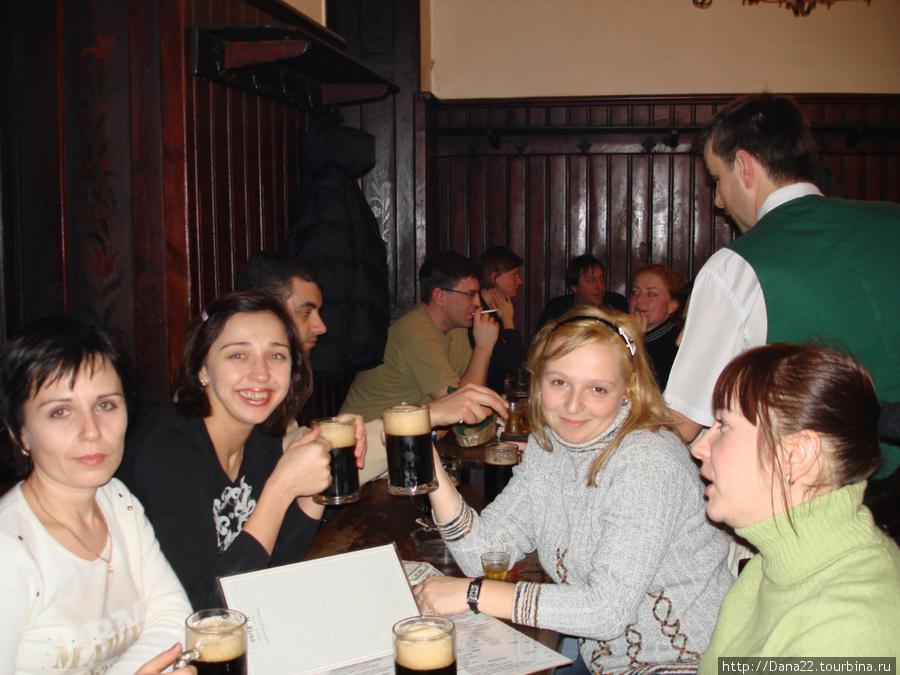 Карамелевое пиво