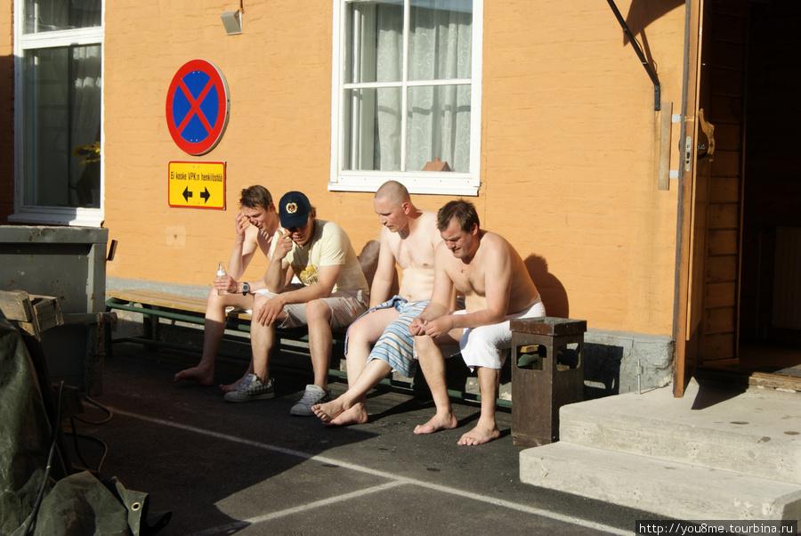 финские деды морозы