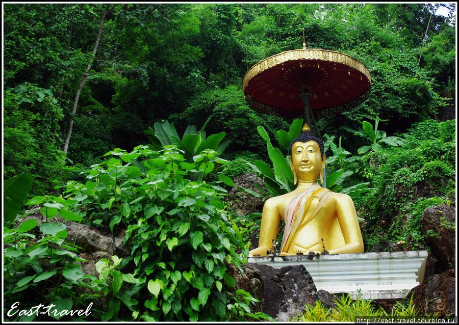 Традиционный сидячий Будда