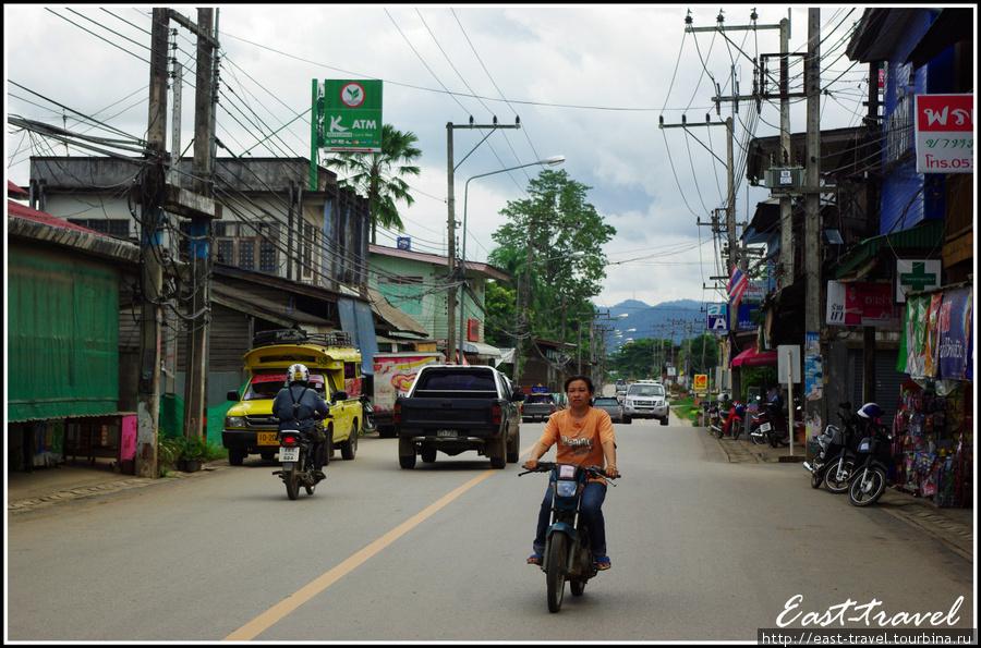 Город Чианг Дао
