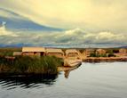 Озеро Титикака и его плавучие острова