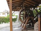 Старая фабрика для производства оливкового масла в Панагии