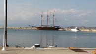 В порту Тасоса