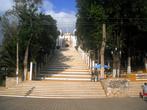Лестница к церкви