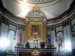 В церкви Девы Марии Гваделупской в Сан-Кристобаль-де-Лас-Касас