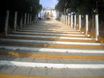 Лестница на вершину холма Девы Марии Гваделупской