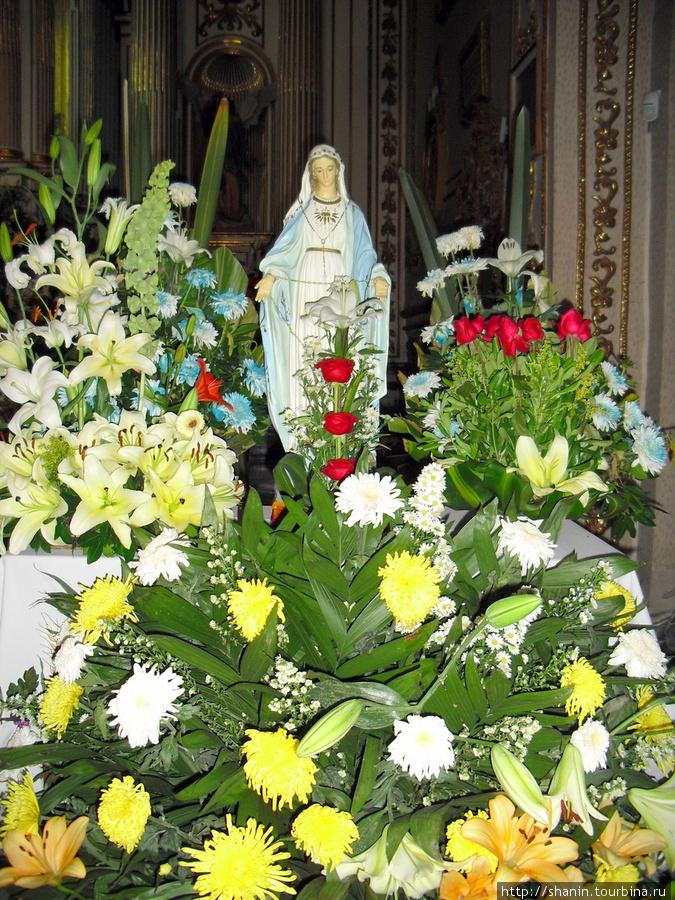 Дева Мария Соледад в Оахаке Оахака, Мексика