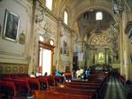 В базилике Соледад в Оахаке
