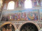 Фрески на стенах церкви Св.Стефана