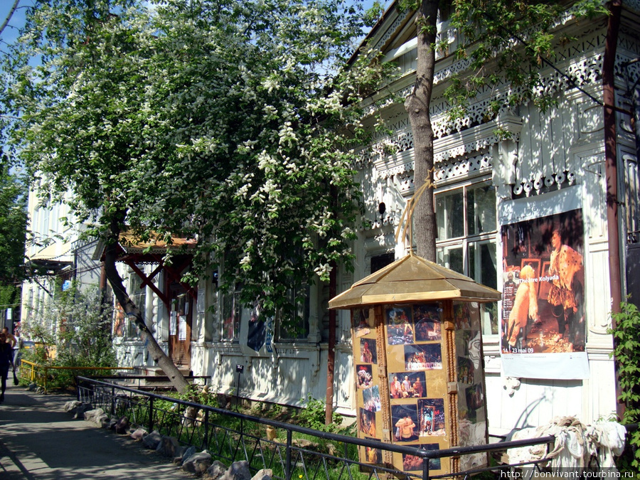 кОЛЯДА-ТЕАТР Ул. Тургенева, 13 http://www.kolyada-theatre.ru/