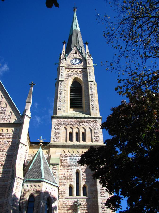 церковь короля Ускара (Ос