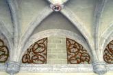 Во внутреннем дворе монастыря Святого Доминика в Оахаке