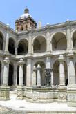 В доминиканском монастыре