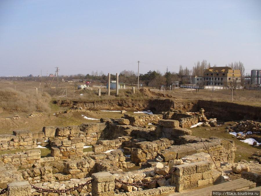 Раскопки «Кара-Тобе»