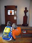 В доме-музее Бенито Хуареса в Оахаке