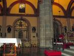 В кафедральном соборе Оахаки