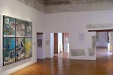 В музее современного искусства в Оахаке