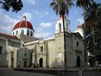 Церковь Девы Марии Гваделупской в Оахаке