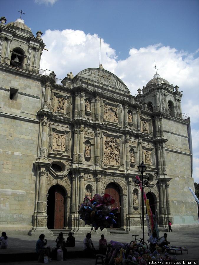 Кафедральный собор Оахаки Оахака, Мексика