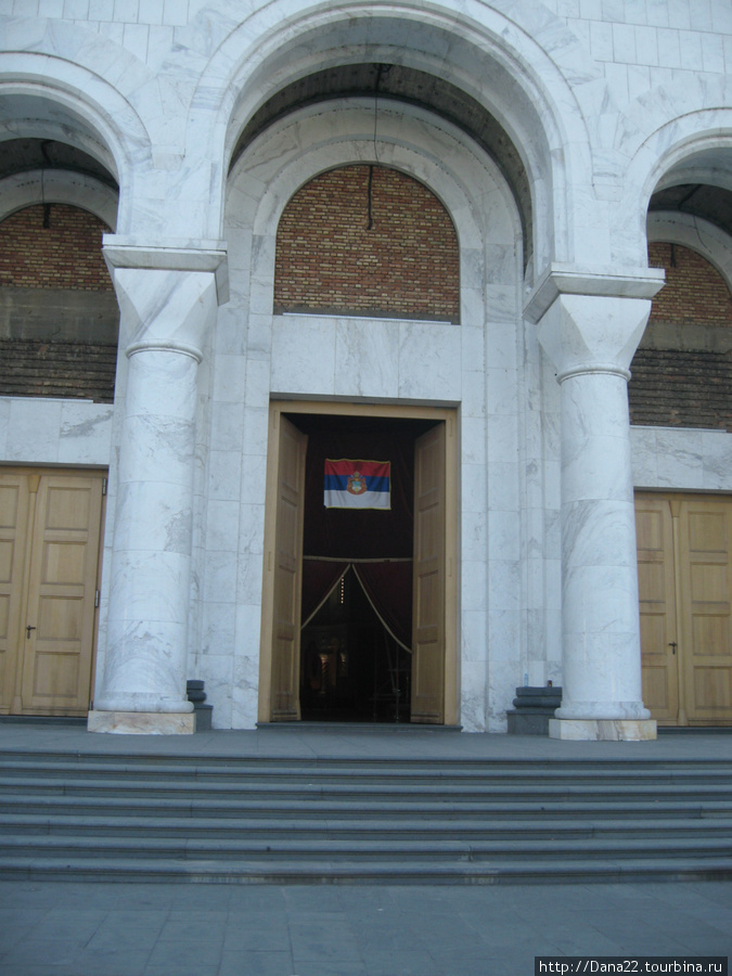 Храм святого Саввы